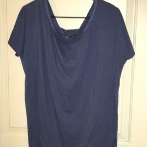 Victoria Secret Tunic Blue Large